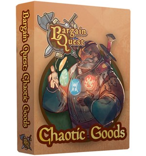 Bargain Quest Chaotic Goods Expansion Utvidelse til Bargain Quest