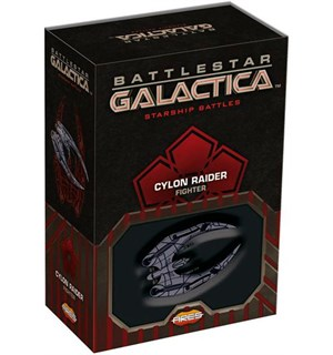 Battlestar Galactica Cylon Raider Exp Starship Battles Utvidelse
