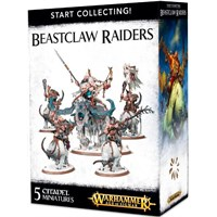 Beastclaw Raiders Start Collecting Warhammer Age of Sigmar