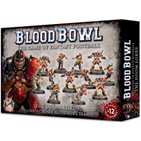 Blood Bowl Team The Doom Lords Chaos Chosen Blood Bowl Team