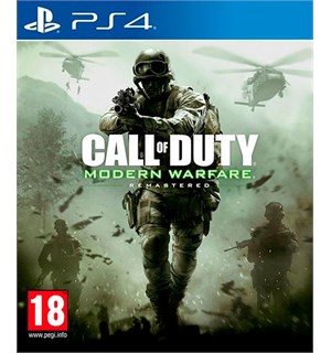 Call of Duty Modern Warfare RemasterPS4