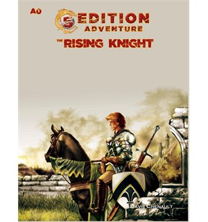 D&D Adventure A0 The Rising Knight Dungeons & Dragons Scenario Level 1