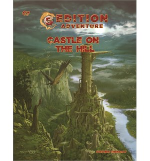 D&D Adventure C7 Castle Upon the Hill Dungeons & Dragons Scenario Level 6-10