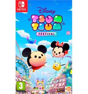 Disney Tsum Tsum Festival Switch