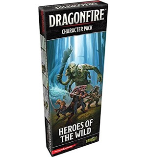 Dragonfire Heroes of the Wild Exp Utvidelse til Dragonfire