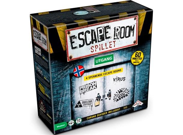Bilderesultat for escape room brettspill