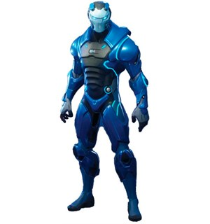 Fortnite Figur Carbide 18cm Action Figure