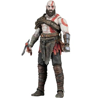 God of War Kratos Figur 18cm