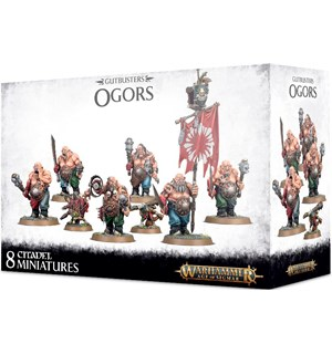 Gutbusters Ogors Warhammer Age of Sigmar