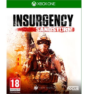 Insurgency Sandstorm Xbox One