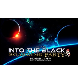 Into the Black Increased Crew Expansion Utvidelse til Into the Black