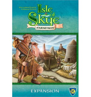 Isle of Skye Journeyman Expansion Utvidelse til Isle of Skye