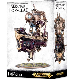 Kharadron Overlords Arkanaut Ironclad Warhammer Age of Sigmar