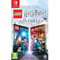 Lego Harry Potter Collection Switch Inkl Years 1-4 og Years 5-7