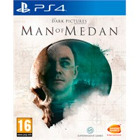 Man of Medan PS4 The Dark Pictures Anthology