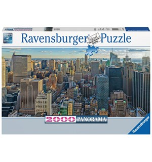 New York 2000 biter Puslespill Ravensburger Puzzle