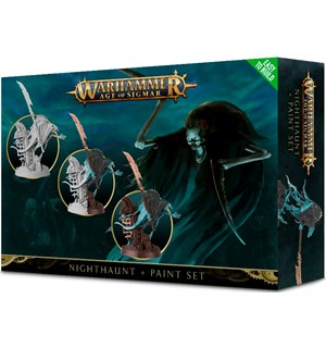 Nighthaunt + Paint Set Warhammer Age of Sigmar