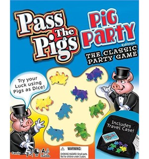 Pass the Pigs Party Edition Brettspill