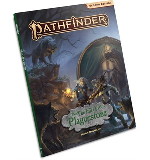 Pathfinder 2nd Ed Fall of Plaguestone Second Edition - RPG Adventure