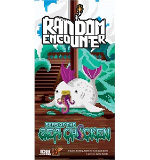 Random Encounter Seas of the Sea Chicken Utvidelse til Random Encounter