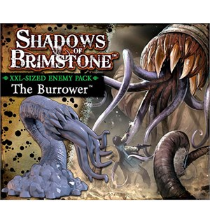 Shadows of Brimstone Burrower XXL Exp Utvidelse til Shadows of Brimstone