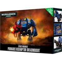 Space Marines Primaris Redemptor D (ETB) Easy to Build Dreadnought