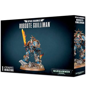 Space Marines Roboute Guilliman Warhammer 40K