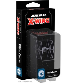 Star Wars X-Wing TIE/LN Fighter Exp Utvidelse til Star Wars X-Wing 2nd Ed