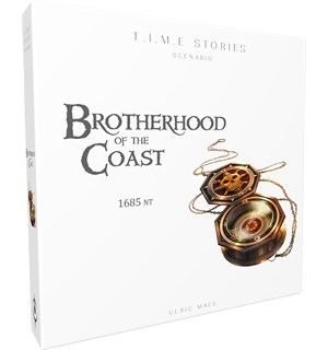TIME Stories Brotherhood of the Coast Utvidelse til TIME Stories