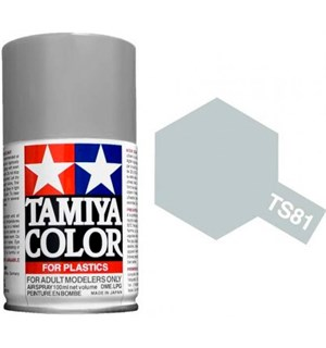 Tamiya Airspray TS-81 Royal Light Gray Tamiya 85081 - 100ml