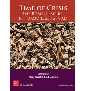 Time of Crisis Brettspill The Roman Empire in Turmoil 234-284 AD