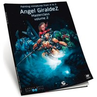 Vallejo Bok Angel Giraldez Masterclass 2 Painting Miniatures from A to Z