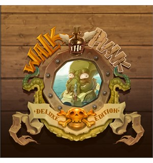 Walk the Plank Deluxe Edition Kortspill