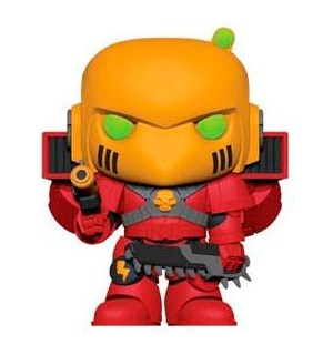 Warhammer 40K POP Figur Blood Angels 9cm Assault Marine