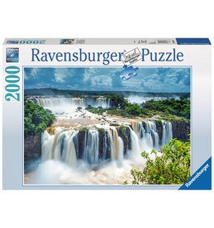 Waterfall 2000 biter Puslespill Ravensburger Puzzle