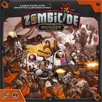 Zombicide Invader Brettspill