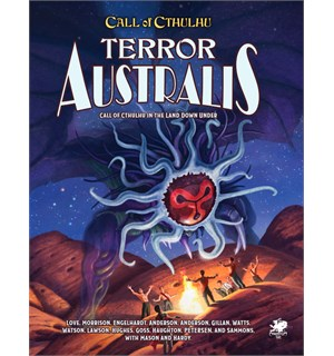 Call of Cthulhu Terror Australis Call of Cthulhu RPG In the Land Down Und