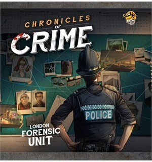 Chronicles of Crime Brettspill