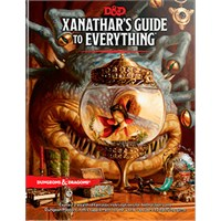D&D Suppl. Xanathars Guide to Everything Dungeons & Dragons Supplement