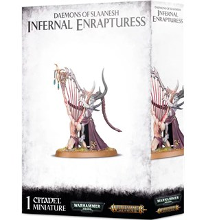 Daemons of Slaanesh Infernal Enrapturess Warhammer 40K / Age of Sigmar