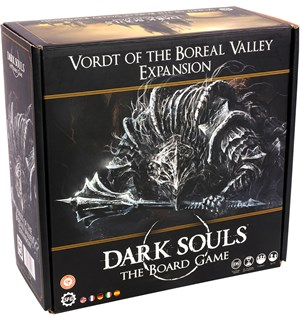 Dark Souls Board Game Vordt Boreal Exp Utvidelse til Dark Souls The Board Game