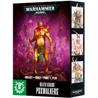 Death Guard Poxwalkers (ETB) Warhammer 40K Easy to Build
