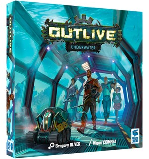 Outlive Underwater Expansion Utvidelse til Outlive