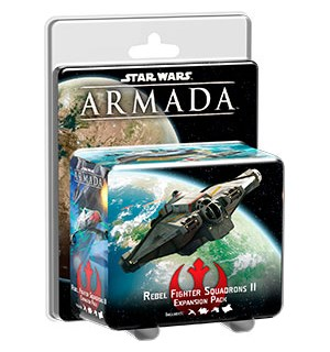 Star Wars Armada Rebel Fighter Squadro 2 Rebel Fighter Squadron II