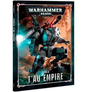 Tau Empire Codex Warhammer 40K