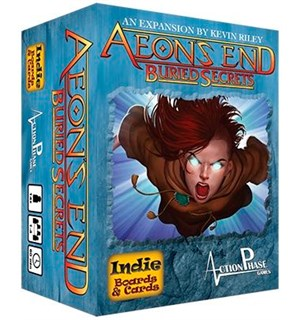 Aeons End Buried Secrets Expansion Utvidelse til Aeons End Second Edition