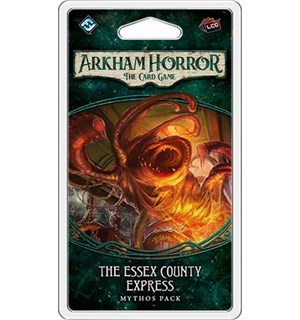 Arkham Horror TCG Essex County Express Utvidelse til Arkham Horror Card Game