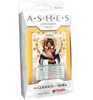 Ashes Goddess of Ishra Expansion Utvidelse til Ashes