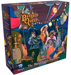 Bargain Quest Black Market Expansion Utvidelse til Bargain Quest