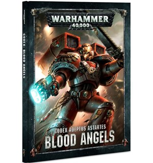 Blood Angels Codex Warhammer 40K